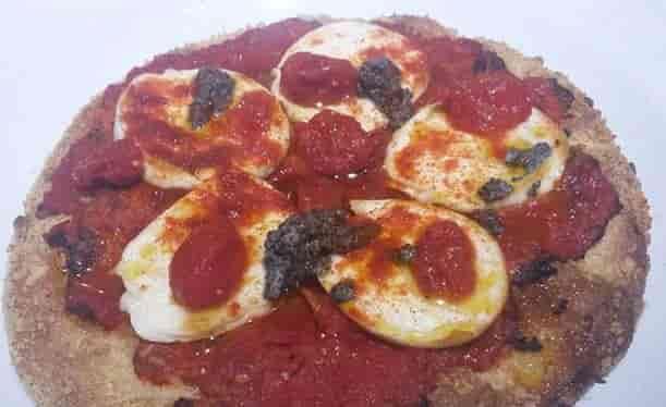La pizza Margherita per Cracco