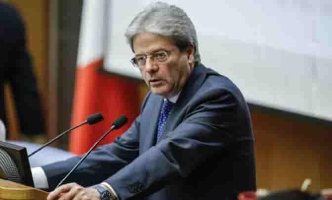paolo gentiloni dimissioni da presidente del consiglio