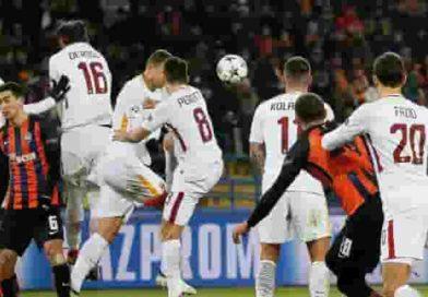Roma-Shakhtar 1-0 | Anche i giallorossi volano ai quarti di finale di Champion's League