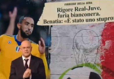 Litigio tra Crozza e Benatia | Pesante botta e risposta tra il comico e il calciatore della Juve