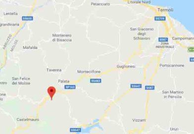 Terremoto Molise 25 aprile 2018 | Epicentro in provincia di Campobasso