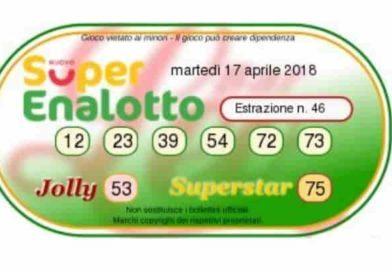 A Caltanissetta vincita record al Superenalotto | Gioca 2 euro e vince il jackpot di 130 milioni !