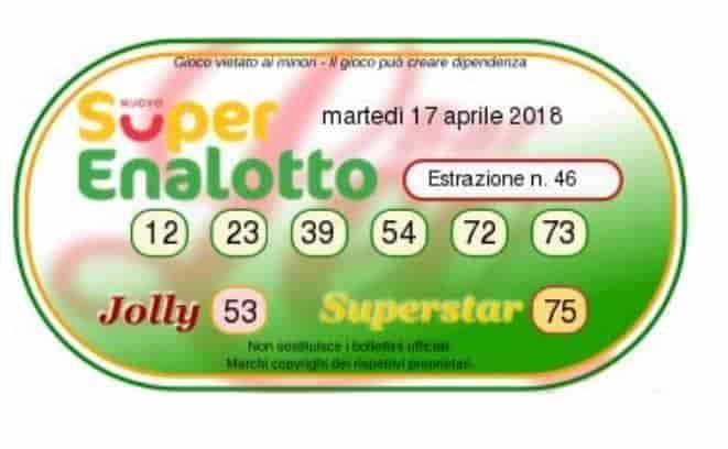 A Caltanissetta vincita record