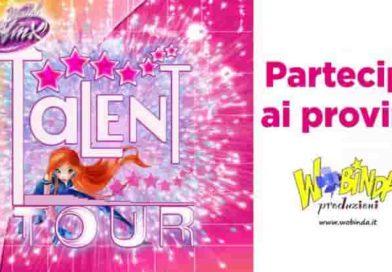 Casting Winx Talent Tour maggio 2018   Per bambini appassionati di canto, danza o recitazione