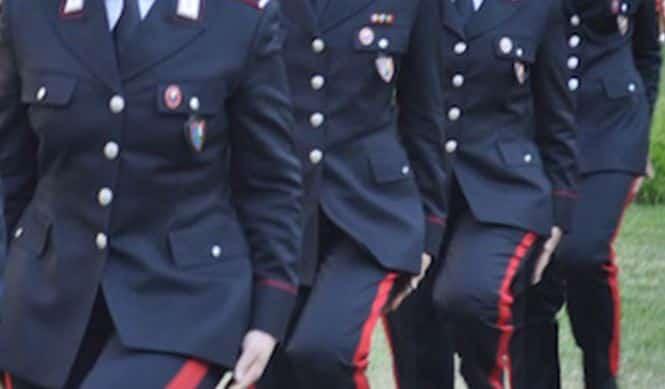 Concorso allievi Carabinieri 2018