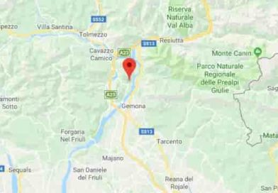 Terremoto a Bordano   In Friuli scossa di magnitudo ML 3.6 in provincia di Udine