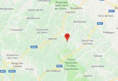 Terremoto Emilia Romagna 3 maggio 2018   Due scosse a 4 km da Tredozio (FC)