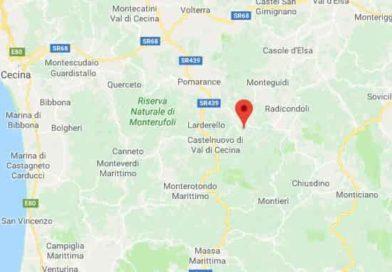Terremoto Toscana 1° maggio 2018   Trema la terra vicino Pisa e Siena