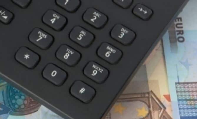 Bonus telefono fisso 2018