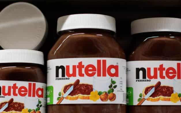 candidarsi come assaggiatore di nutella