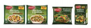 Findus richiama confezioni di minestrone