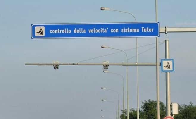 mappa autostradale autovelox tutor sicve-pm