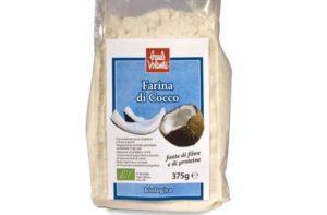 metalli nella farina di cocco bio