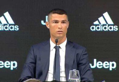 CR7-Day | Il video della presentazione ufficiale di Cristiano Ronaldo alla Juventus