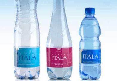 Acqua Fonte Itala ritirata dagli scaffali | Richiamo di alcuni lotti per rischio chimico