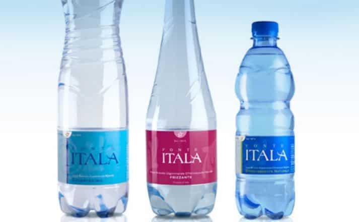 acqua fonte itala ritirata