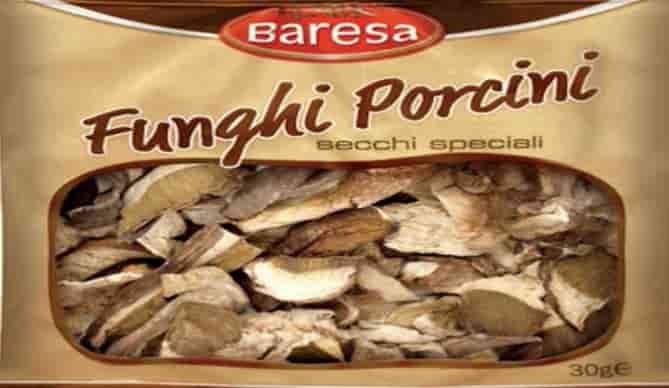 funghi porcini ritirati dal mercato