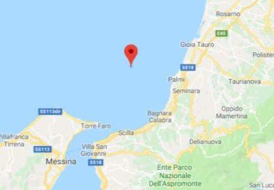 Terremoto costa calabra 28 settembre | Forte scossa (Mw 4.0) ma nessuna allerta tsunami