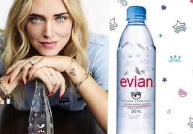 Acqua Evian firmata Ferragni 8 euro | E' polemica Codacons-Fedez e la questione arriva in Parlamento