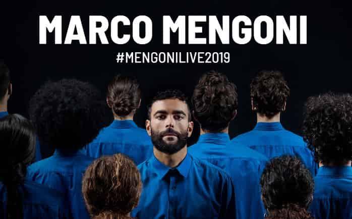 Marco Mengoni Live Tour 2019