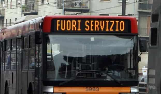 sciopero mezzi pubblici roma 12 ottobre 2018