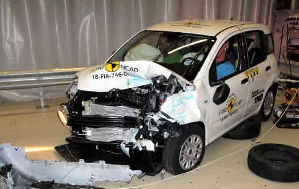classifica auto sicure 2018