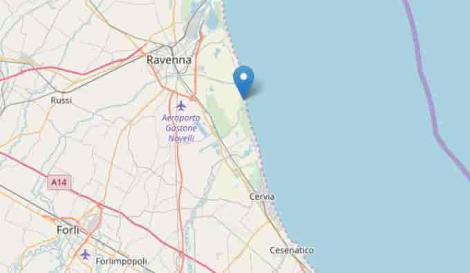 terremoto 15 gennaio 2019