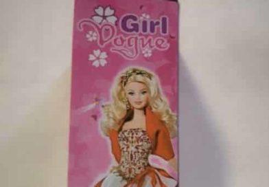 Bambola Girl Vogue ritirata dal mercato | Potrebbe causare danni al sistema riproduttivo dei bambini