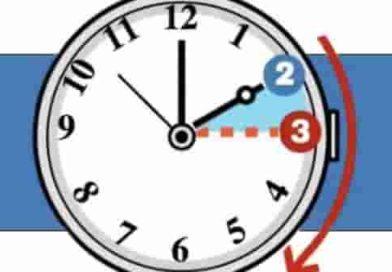Lancette ora legale 2019 | Cambia l'orario tra sabato 30 e domenica 31 marzo