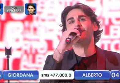 Alberto Urso vincitore Amici 2019 | Ha trionfato il tenore siciliano battendo Giordana