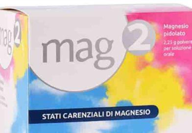 Farmaco MAG 2 ritirato dal commercio | Rischio di presenza di un corpo estraneo in un lotto del medicinale a base di magnesio