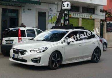 Apple Maps Car in Puglia   L'auto avvistata a Casamassima, Palese, Torre a Mare e in altri comuni pugliesi