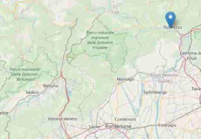 Terremoto Udine 14 giugno 2019   2 le scosse, la più forte nel pomeriggio, poi altre scosse nel weekend