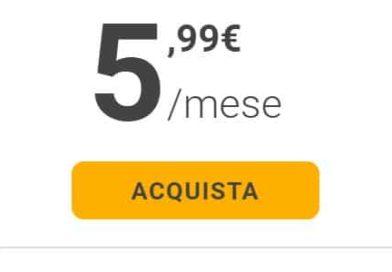KENA 70 GB Flash   5,99 euro al mese per lasciare Iliad,  PosteMobile ed altri MVNO