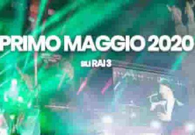 Concertone Primo Maggio Roma 2020 | Quest'anno edizione straordinaria negli studi Rai con tanta musica